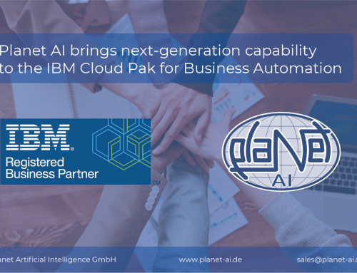 Planet AI brings next-generation ATR to the IBM Cloud Pak for Business Automation
